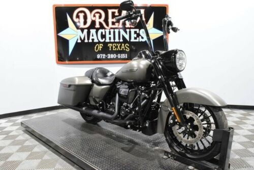 2018 Harley-Davidson FLHRXS - Road King Special -- Gray for sale craigslist