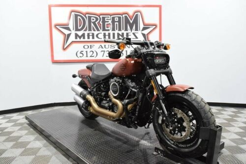 2018 Harley-Davidson FXFB - Softail Fat Bob -- Red for sale craigslist