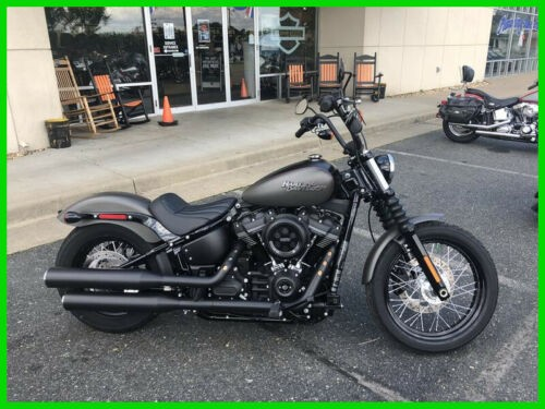 2018 Harley-Davidson Softail FXBB - Street Bob Industrial Gray Denim/ Black Denim craigslist