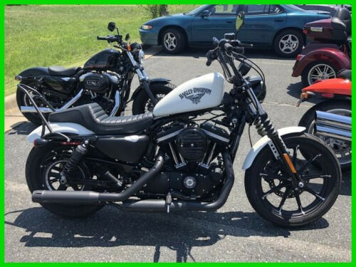 2018 Harley-Davidson Sportster XL883N - Iron 883 BONNEVILLE SALT DENIM for sale craigslist