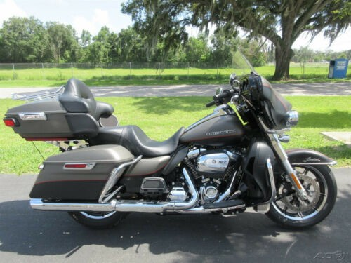 2018 Harley-Davidson Touring Electra Glide® Ultra Limited Low Gray craigslist