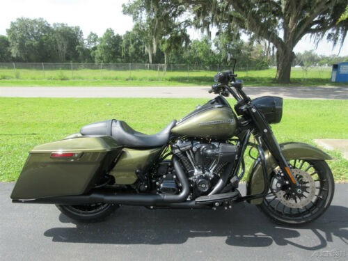 2018 Harley-Davidson Touring Road King® Special Green (Dark) for sale craigslist