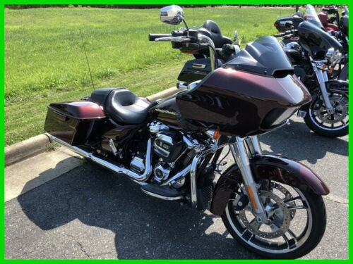2018 Harley-Davidson Touring Twisted Cherry for sale