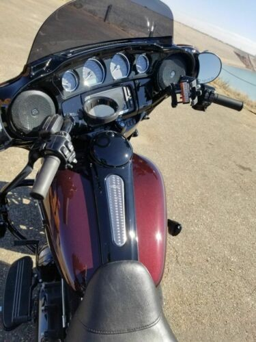 2018 Harley-Davidson Touring Twisted Cherry for sale craigslist