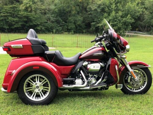 2018 Harley-Davidson Touring Wicked Red/Twisted Cherry for sale craigslist