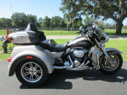 2018 Harley-Davidson Trike Tri Glide® Ultra Black for sale