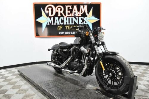 2018 Harley-Davidson XL1200X - Sportster Forty-Eight -- Black for sale craigslist