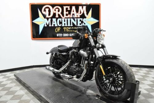 2018 Harley-Davidson XL1200X - Sportster Forty-Eight -- Black for sale