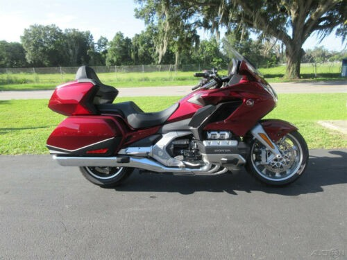 2018 Honda Gold Wing Tour DCT Black craigslist