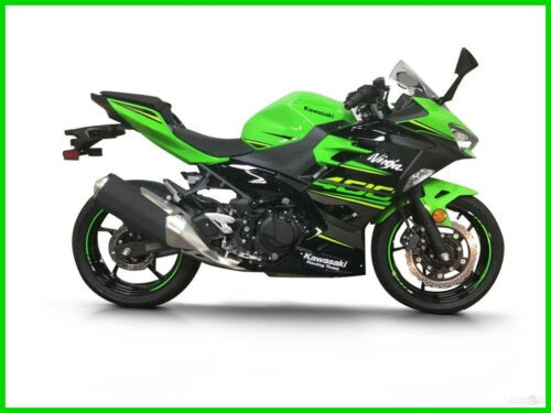2018 Kawasaki EX400GJFA NINJA 400 KRT EDITION CALL (877) 8-RUMBLE Green craigslist
