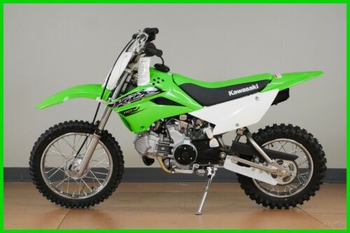2018 Kawasaki KLX 140 LIME for sale