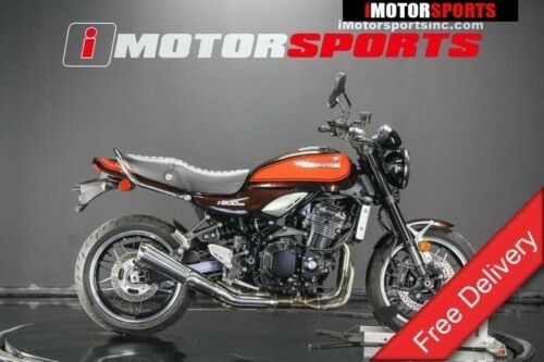 2018 Kawasaki Z900RS Candytone Brown/Candytone Orange -- Orange craigslist