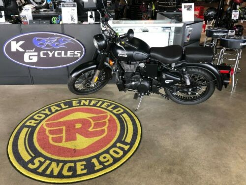 2018 Royal Enfield CLASSIC STEALTH Black for sale craigslist