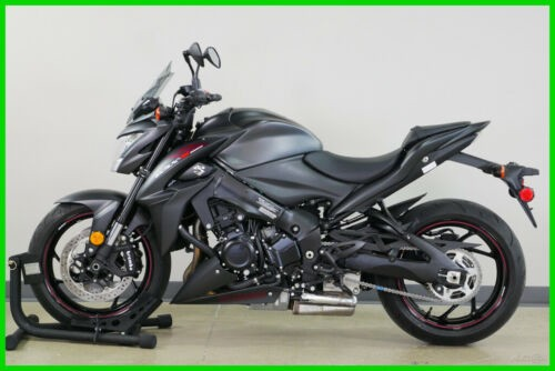 2018 Suzuki GSX-S1000 (Only 165 Miles) 1000 Black for sale craigslist