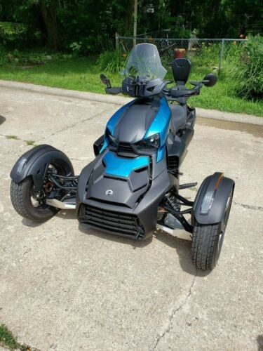 2019 Can-Am Ryker Blue for sale