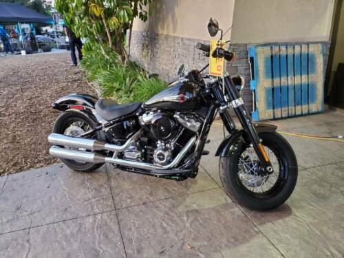 2019 Harley-Davidson Softail Vivid Black for sale craigslist