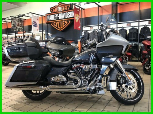 2019 Harley-Davidson Touring Lightning Silver/ Charred Steel for sale craigslist