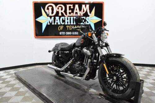 2019 Harley-Davidson XL 1200X - Sportster Forty-Eight -- Black for sale craigslist