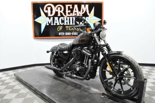 2019 Harley-Davidson XL 883N - Sportster Iron 883 -- Silver for sale