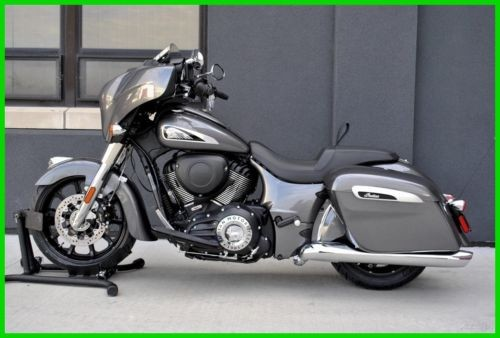 2019 Indian Chieftain - N19TCBAAAX Steel Gray for sale