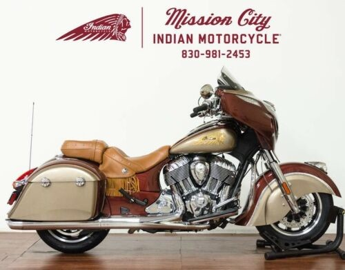 2019 Indian Chieftain® Classic Icon Series Burnished Metallic/ -- Icon Series Burnished Metallic/Sandstone Metallic for sale craigslist