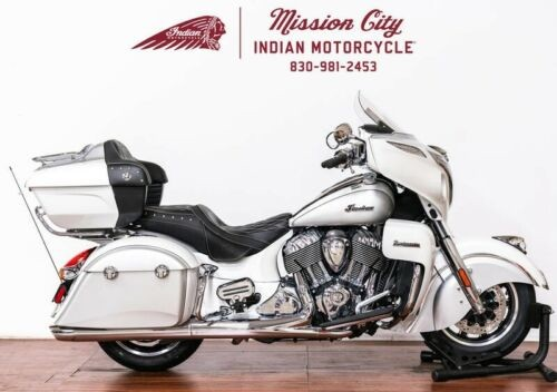2019 Indian Roadmaster® Pearl White / Star Silver -- Silver for sale craigslist