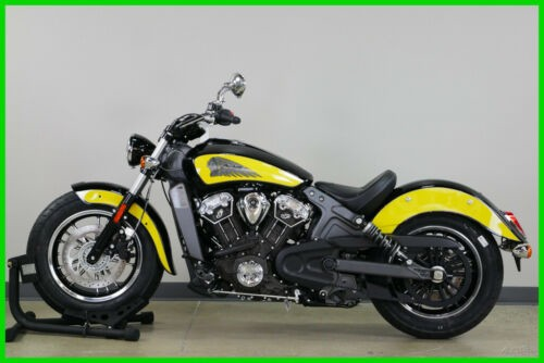 2019 Indian Scout Icon - N19MSA00AY Black for sale
