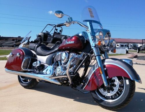 2019 Indian Springfield® ABS -- Burgundy craigslist