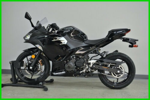 2019 Kawasaki Ninja Black for sale