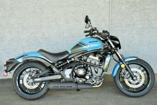 2019 Kawasaki Vulcan BLUE for sale craigslist