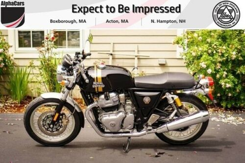 2019 Royal Enfield Continental GT 650 Twin Black craigslist