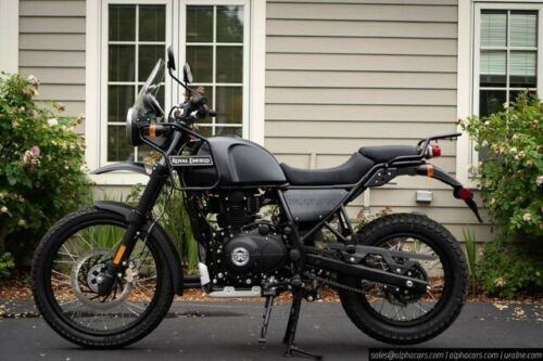 2019 Royal Enfield Himalayan ABS Granite for sale craigslist
