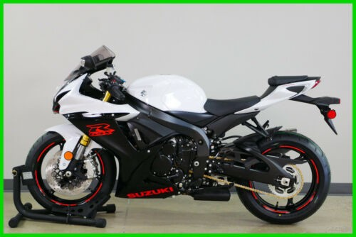 2019 Suzuki GSX-R 750 White for sale