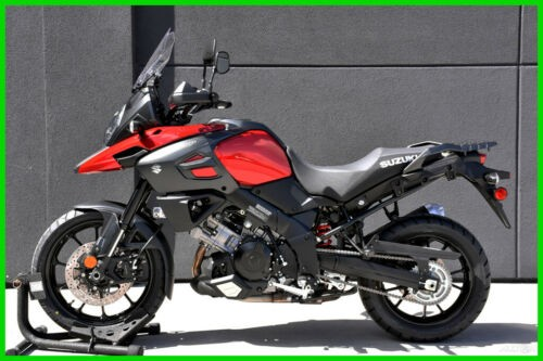 2019 Suzuki V-STROM 1000 Red for sale craigslist