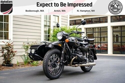 2019 Ural Gear Up Flat Black Black for sale