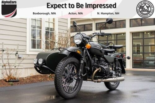 2019 Ural Gear Up Forest Fog Forest Fog for sale craigslist