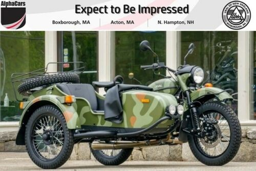 2019 Ural Gear Up Woodland Camouflage Custom Woodland Camouflage for sale craigslist