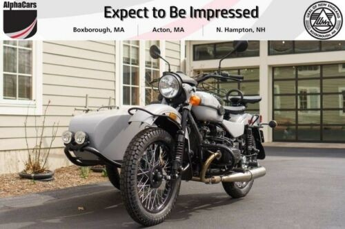 2019 Ural Gear up Aurora Grey Gray for sale craigslist