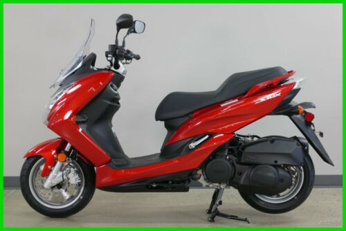 2019 Yamaha SMAX Red for sale