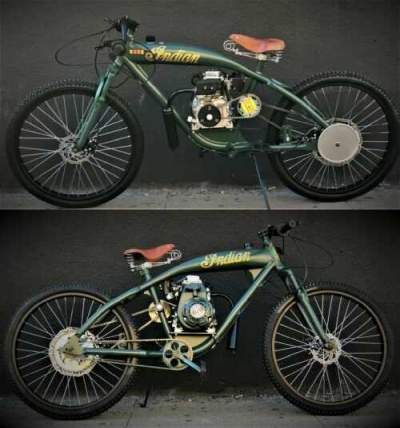 1911 Indian BOARD TRACK RACER VIETNAM TRIBUTE VIETNAM MILITARY GREEN for sale craigslist