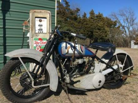 1929 Harley-Davidson JD for sale