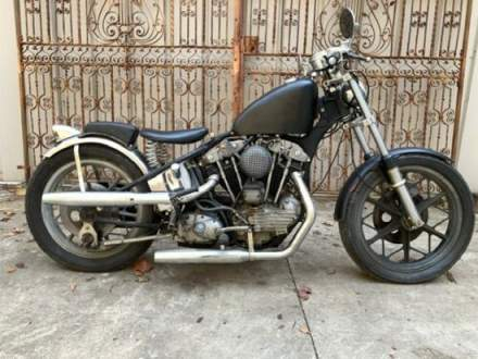 1942 Harley-Davidson Custom Magnum for sale craigslist