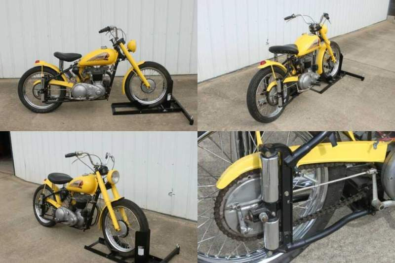 1950 Indian arrow Yellow for sale craigslist