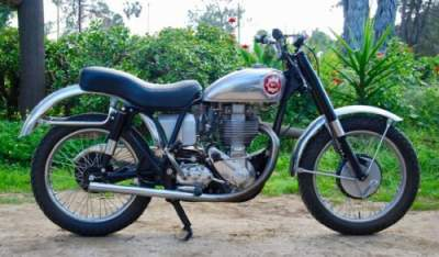 1956 BSA Catalina Gold Star Silver for sale craigslist