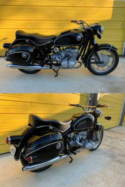 1959 BMW R-Series Black for sale craigslist