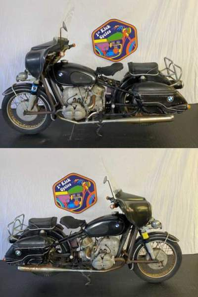 1961 BMW R-Series Black for sale