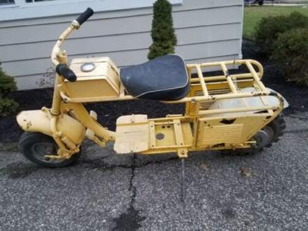1962 Cushman trailster for sale craigslist
