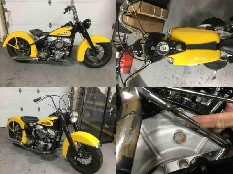 1962 Harley-Davidson Other for sale craigslist