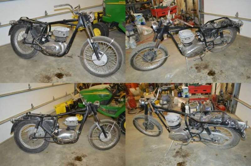 1964 BSA Royal Star for sale craigslist
