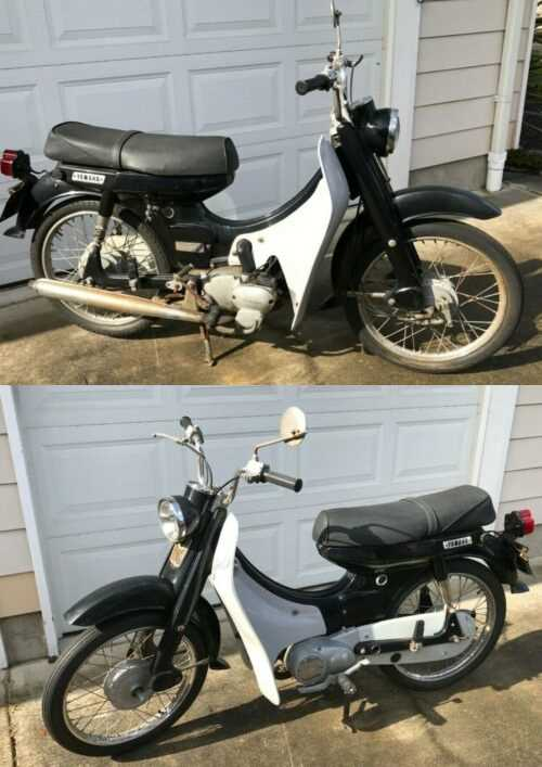 1966 Yamaha Other Black for sale craigslist